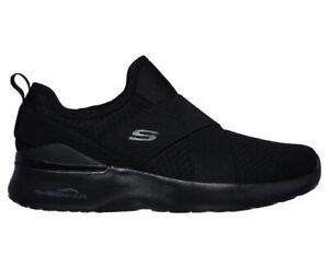 Skechers Women's Skech-Air Dynamight Easy Call Sneakers - Black  AH798