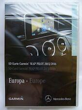 Mercedes-Benz Garmin MAP PILOT 2015/2016 SD-karte Audio 20 A2139060303 NEU & OVP