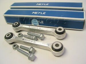 Pair of MEYLE Front Anti Roll Bar Links for 8K Audi A4 A5 & Q5 Equiv: 8K0411317D
