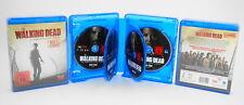 The Walking Dead 4 TWD4  Blu-ray - Staffel 4 Season 4 - Uncut & Extended