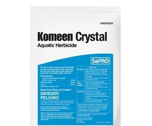 Komeen Crystals Aquatic Herbicide SePRO 20 lbs.