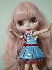 Blythe Nude Doll No.460 Natural Matte Skin Face + Azone L Body From Factory