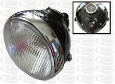 7 INCH LUCAS STYLE HEADLAMP/HEADLIGHT IDEAL FOR CLASSIC MOTORCYCLES