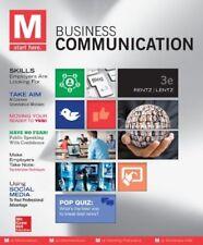 M: Business Communication 3rd Edition by Rentz & Lentz