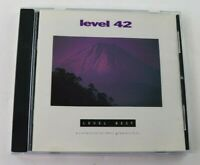 Level 42 - Level Best A Collection Of Their Greatest Hits CD Polydor 1989 EUC