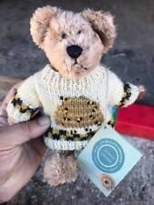 Boyd's Bears Small Plush in Honey Bee Sweater