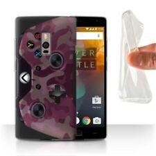 Étuis, housses et coques rose Pour OnePlus One en silicone, caoutchouc, gel pour téléphone mobile et assistant personnel (PDA)