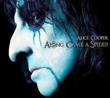 Along Came a Spider [Digipak] ALICE COOPER CD ( FREE SHIPPING)