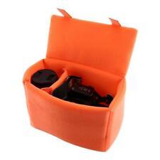 Insert velvet Padded Camera Insert Bag DSLR Camera Inner Partition Protect Case