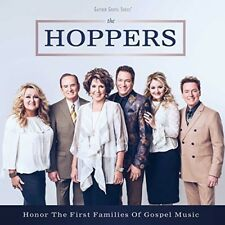 The Hoppers - Honor The First Families Of Gospel Music [New CD] Digipack Packagi