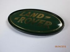 Genuine New LAND ROVER KALAHARI BADGE Emblem Freelander I II Discovery LR2 SED