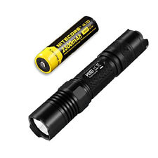 Combo: Nitecore P10GT Flashlight XP-L HI V3 LED - 900Lm w/NL183 2300mAh Battery