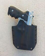 OWB Black Kydex Holster Beretta 92/96sf