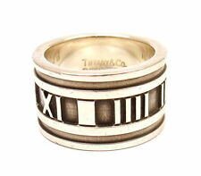 Tiffany & Co. Ring aus Sterlingsilber ohne Steine