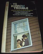 To Borrow Trouble By Miriam Borgenicht Curtis Books 1965 Mystery Paperback