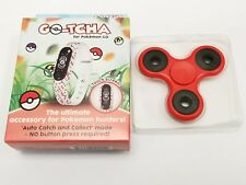 Pokemon Go-Tcha Wristband for Pokemon Go Android iPhone  + Red Fidget Spinner