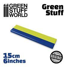 Green Stuff World - masilla verde en rollo 15cm (6')
