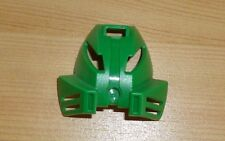 Lego Bionicle green kakama pohatu mask - collectable