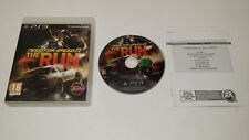 Need for Speed The Run (Sony PlayStation 3)