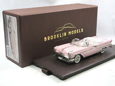 BROOKLIN BRK 194p 1957 Oldsmobile SUPER 88 Convertible PINK Collection 1:43