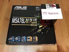 AMD FX-8320E 8-Core CPU + Asus M5A78L-M PLUS/USB3 MB - Retail Box New - Combo!