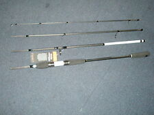 Rovex Ceratec 4 piece 9' 25-50g Sea Bass Travel  Spinning Rod Fishing tackle