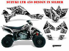 Amr racing decoración Graphic kit ATV suzuki LTR 450 LT-R glock/Guns B