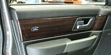 Land Rover Range Rover Sport 2006-2009 FEO Genuine Stained Zebrano Interior Trim