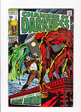 Chamber Of Darkness  No.3    : 1970 :    : Barry Smith Art! :