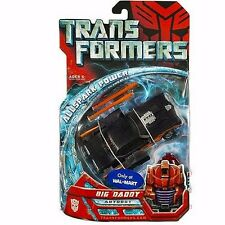 TRANSFORMERS__BIG DADDY action figure_Exclusive Limited Edition_Deluxe Class_MIP