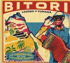 Bitori - Legend Of Funana (The Forbidden Music Of Cape Verde Islands) (NEW CD)