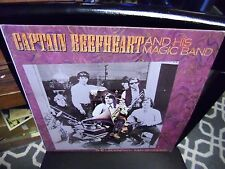 Captain Beefheart Legendary A&M Sessions LP 1984 A&M Records EX