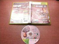 Microsoft Xbox 360 Disc Case No Manual Tested NASCAR '15 Ships Fast