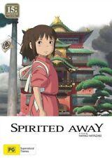*NEW* Spirited Away 15th Anniversary Edition Blu-ray+DVD Region B. Studio Ghibli