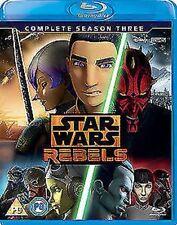 Star Wars Rebels Stagione 3 Blu-Ray Nuovo Blu-Ray (BUY0287001)
