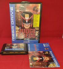 Judge Dredd Sega Mega Drive