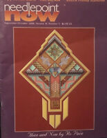 Needlepoint Now Magazine Back Issue Mar//April 2000 Vol II Number 2 Great Charts
