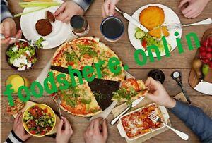 Domain name foodshere.online