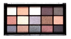 MUA 15 SHADE PALETTE FROSTED GLEAM BRAND NEW & SEALED ONLY £2.99 FREE POST