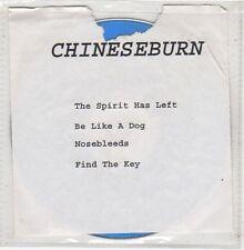 (GE68) Chinese Burn, The Spirit Has Left - DJ CD