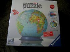 Ravensburger 3D Puzzle 270 piece World  123629Globe