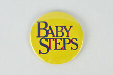 Baby Steps 'What About Bob?' Badge! Bill Murray, Richard Dreyfuss, Dr Leo Marvin