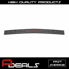 FOR GMC SIERRA 1500 2009-2013 AIR DAM UPPER BILLET GRILLE GRILL INSERT A-D