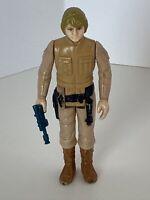 🔥Vintage Star Wars ESB Action Figure 1980 HK CCO 🔥 LUKE SKYWALKER BESPIN