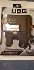 UAG Microsoft Surface Go Feather-Light Rugged [BLACK] Aluminum Stand Case