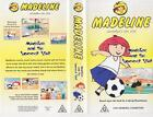 MADELINE AND THE SOCCER STAR VIDEO PAL~ A RARE FIND