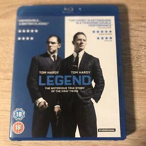 Legend Blu Ray