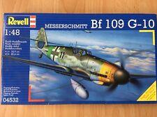 Maqueta Messerschmitt Bf 109 G-10  1:48