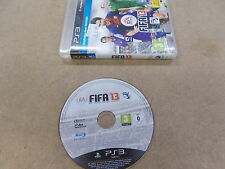PS3 Playstation 3 Pal Game FIFA 13 with Box Instructions