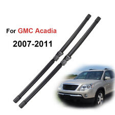 Xukey Front Windshield Wiper Blades For GMC Acadia MK1 07 08 09 10 11 07-11
